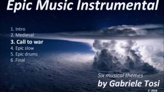 Epic trailer music instrumental | Film music, music for historical documentaries