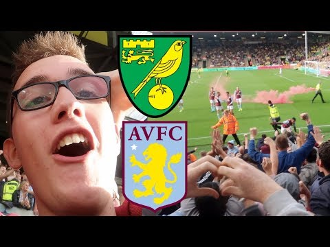 *AN ABSOLUTE THRASHING!* NORWICH CITY 1-5 ASTON VILLA | 5/10/19 | *VLOG*