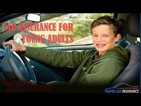 Get Best Car Insurance For Young Adults - affordable auto insurance for young drivers