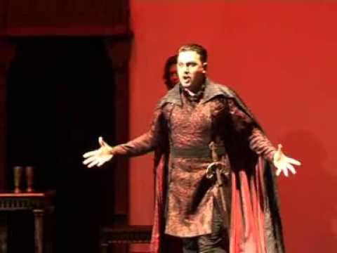 "Gounod, ""Faust"", ""Le veau d'or"" song by Alexei Tikhomirov"