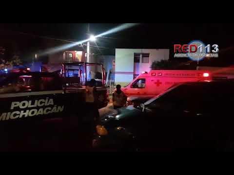 VIDEO Empistolados persiguen y matan a un hombre en el Infonavit Arboledas