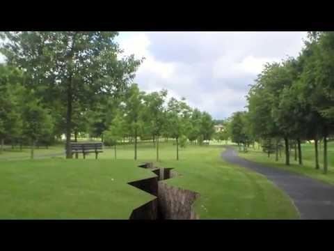 Simple Green Screen Earthquake Effect