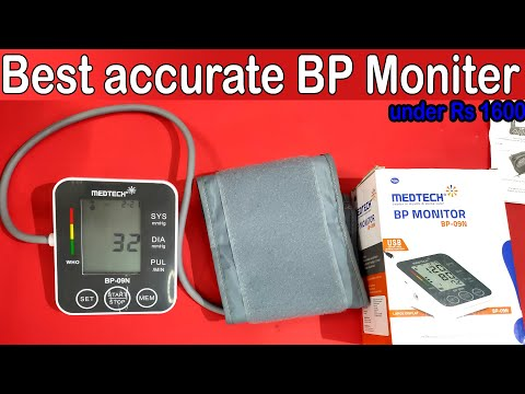 best-accurate-bp-monitor-under-rs-1600-medtech-blood-pressure-digital-bp-monitor