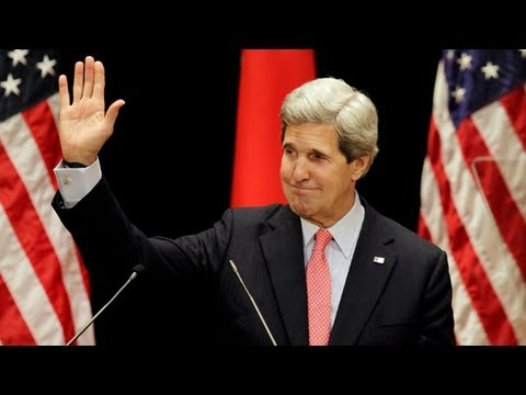 John Kerry says US prepared to reach out to North Korea