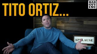 A story about the coward, Tito Ortiz...
