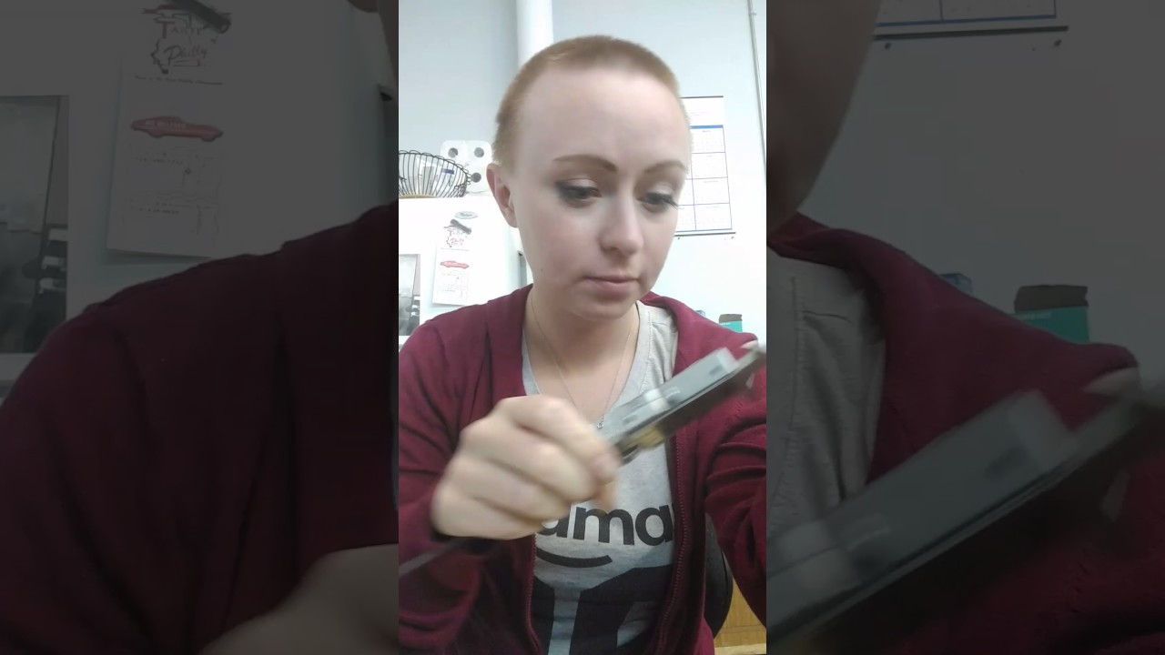 World's Largest Forehead. Just try to beat this! - YouTube