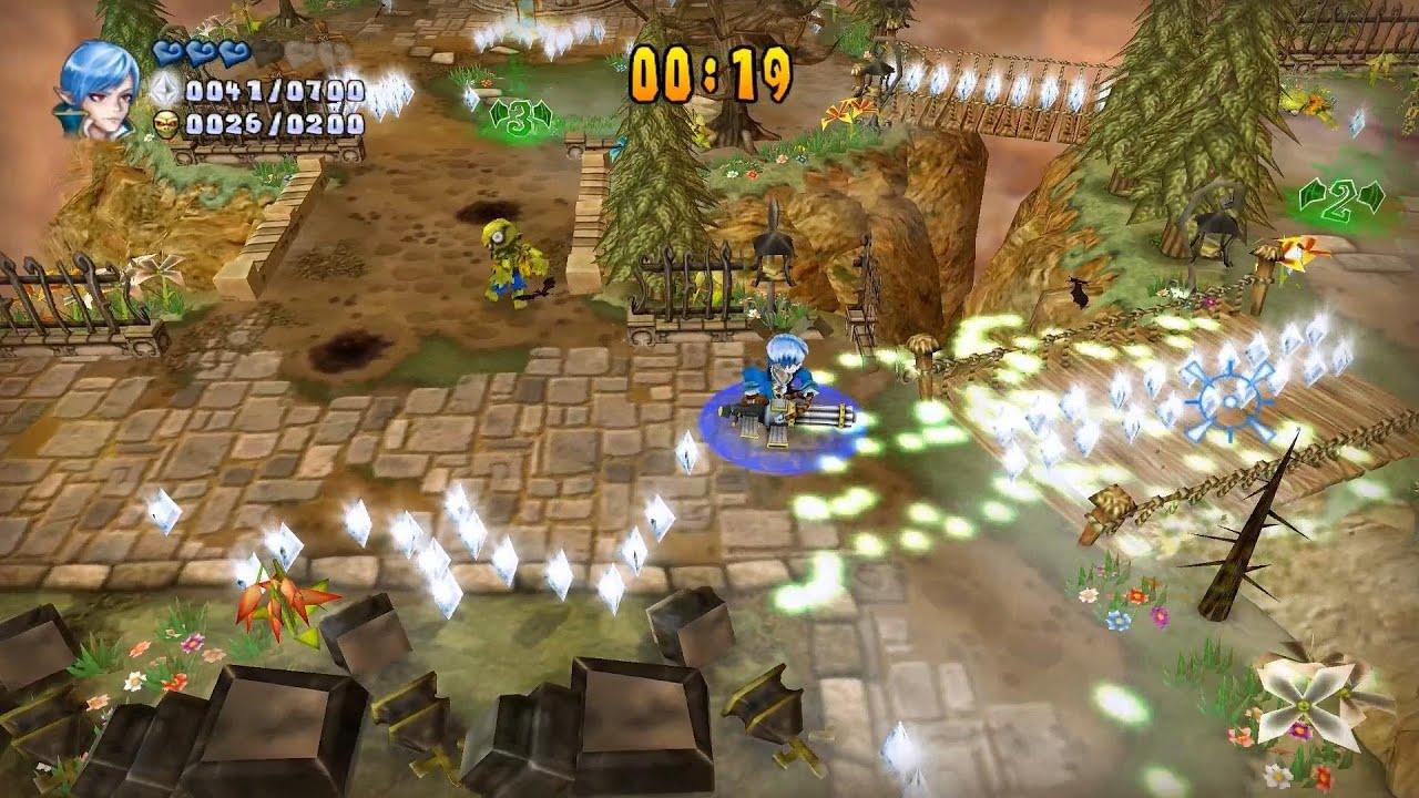Vampire Crystals (WiiWare) | Dolphin Emulator 4 0 2 [1080p HD] | Nintendo  Wii