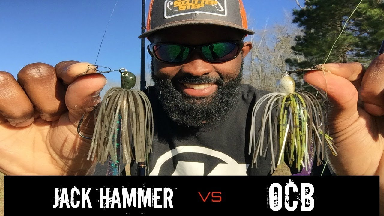 6f5a2e69b1d86 Is the Jackhammer Chatterbait better than the OCB   !!! - YouTube