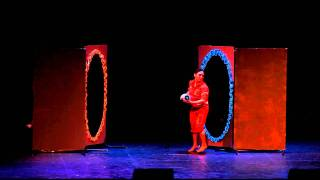 Portal (Ninja of the Night Chell) - Fanime 2011 Masquerade