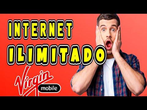Internet Ilimitado en tu Movil - Virgin Mobile que tan buen es?