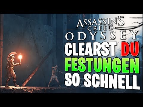 Guide für IDIOTIS :D - Festungen in Assassin's Creed Odyssey schnell clearen thumbnail