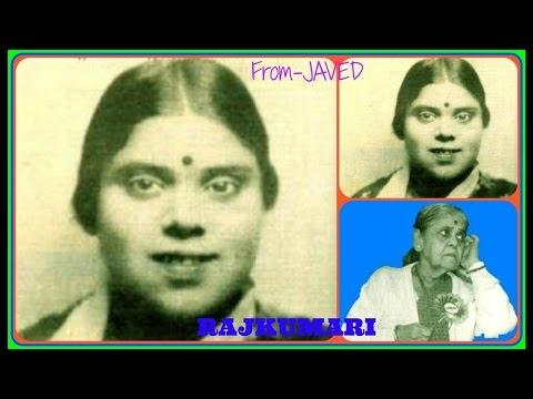 RAJKUMARI-Film-KURMAI-(1941)-Mahi We Raatan Chananiyan-{ Rarest Gem }