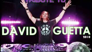 Tribute To David Guetta - DJ Answer/AC (Intro)