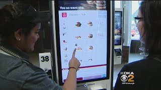 McDonald's Ordering Kiosks Arrive In Pittsburgh