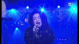 "Lorde - ""Team"" Live @ David Letterman Show 12/11/13"