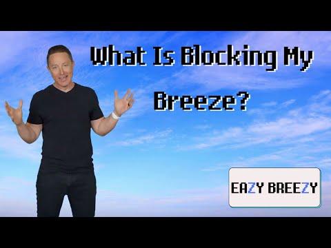 What Is Blocking My Breeze? - Ps Luke Main