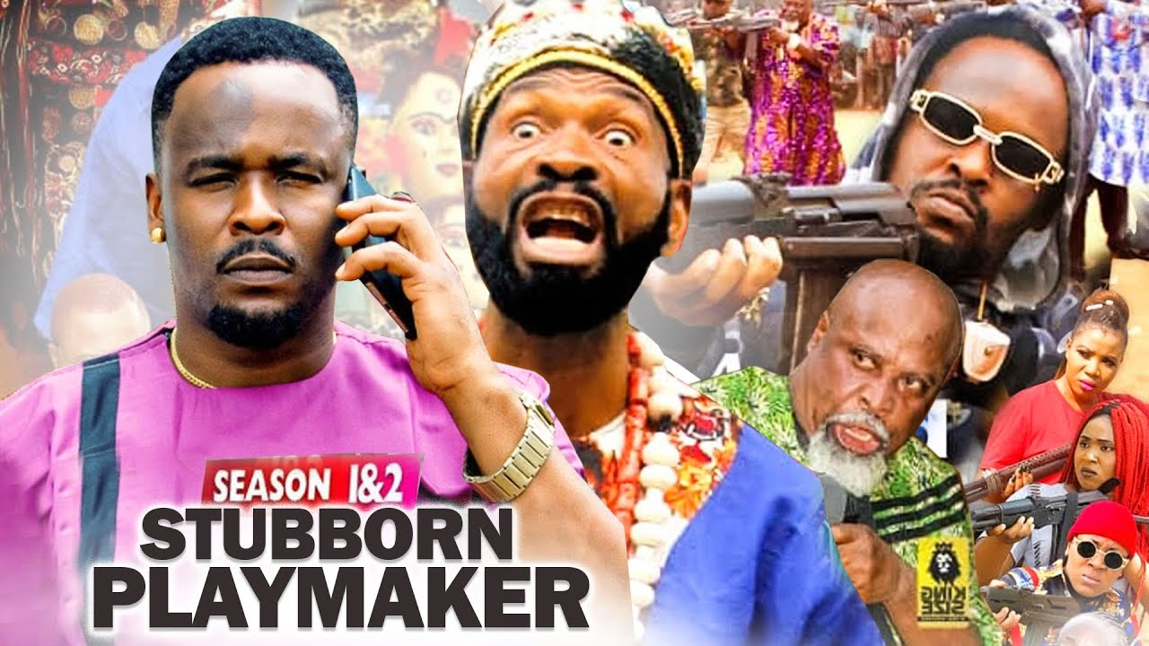 Download THE STUBBORN PLAYMAKER 1&2 (zubby michael movies 2021) nigerian movies 2021 latest full movies
