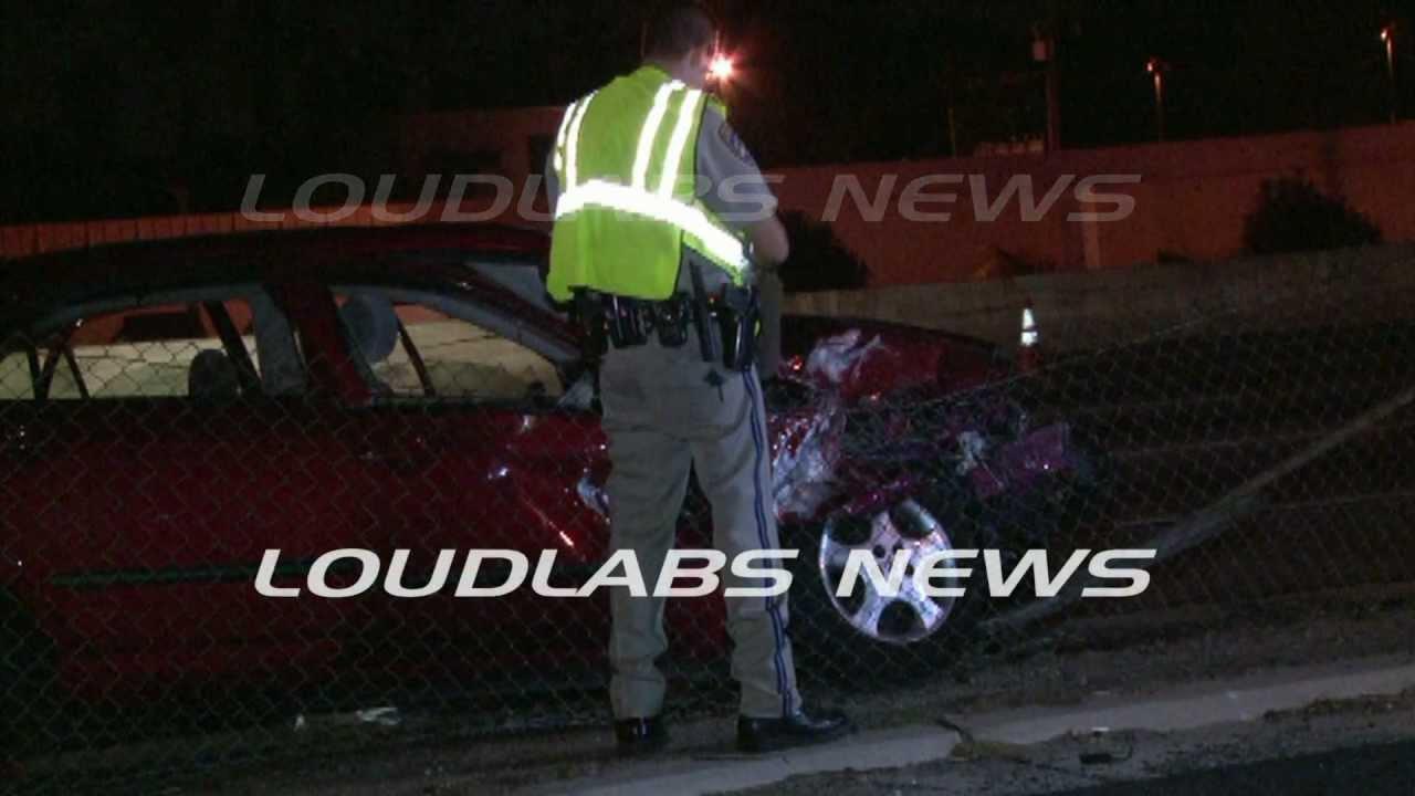 Freeway Fatal / West Covina RAW FOOTAGE