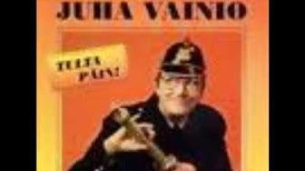 Juha Vainio - lentoemäntä