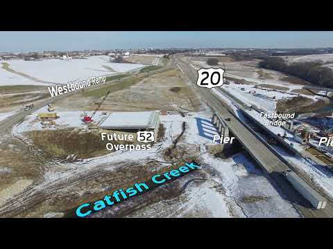 Dubuque's Southwest Arterial (US52) Project Update - November 2018