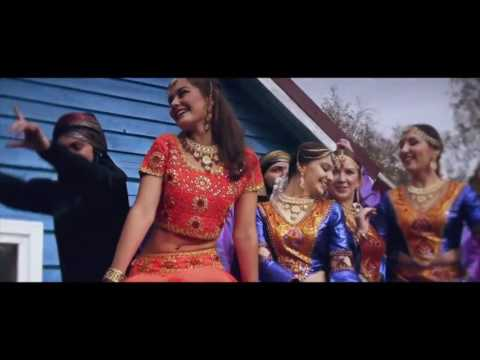 """Gora Gora"", Indian Dance Group Mayuri in Panjabi MC new video"