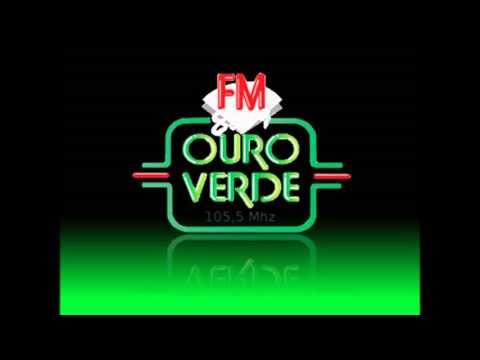 Prefixo - Ouro Verde FM - 105,5 MHz - Curitiba/PR