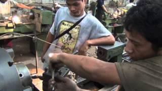 Membuat Drat Menggunakan Mesin Bubut