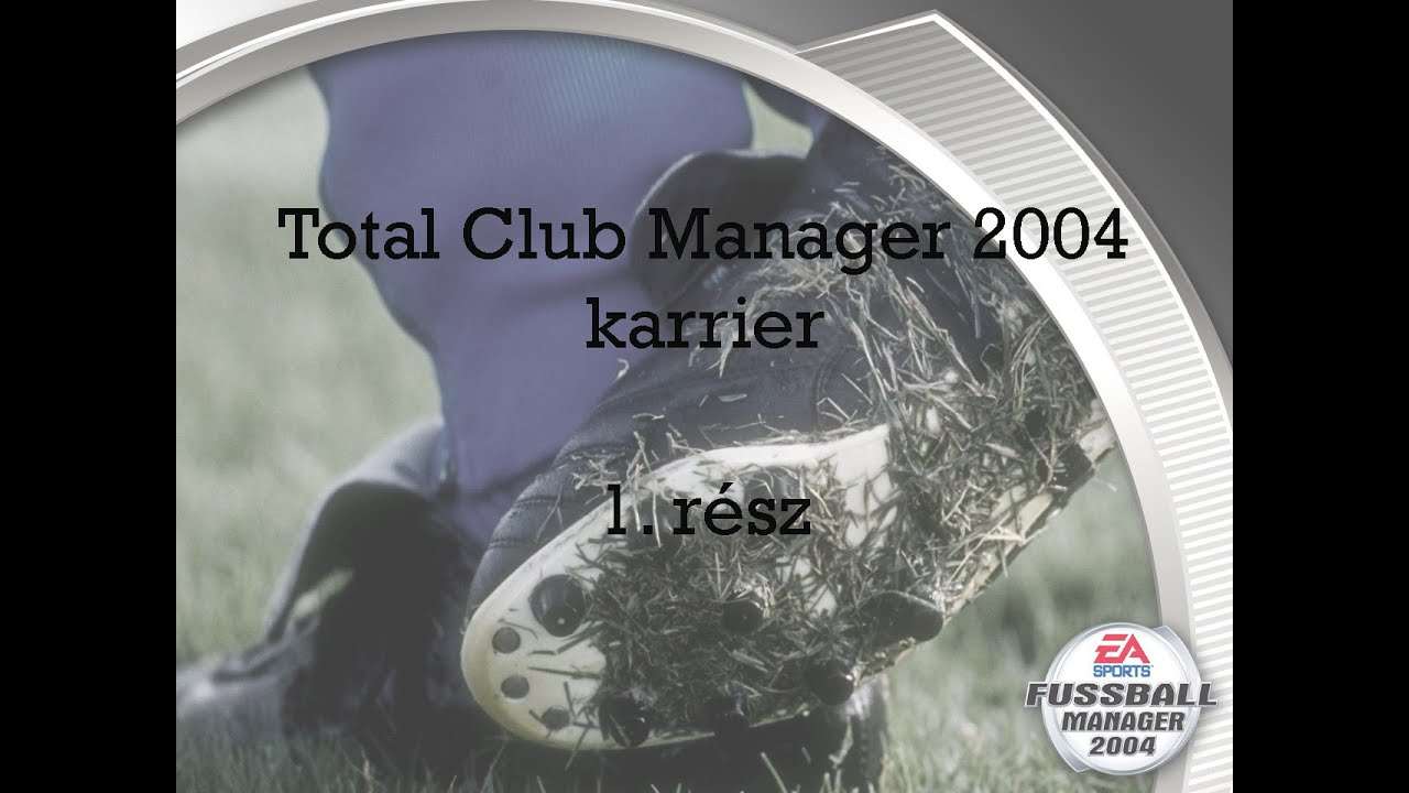 Total Club Manager 2004 Download Tpb
