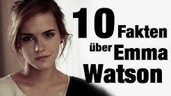 10 FAKTEN über Emma WATSON 😍