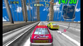 Daytona USA Arcade - Expert Course