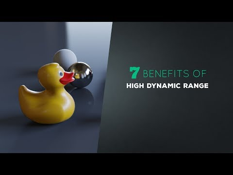 7 Benefits of High Dynamic Range | HDR Tutorial (3/7)