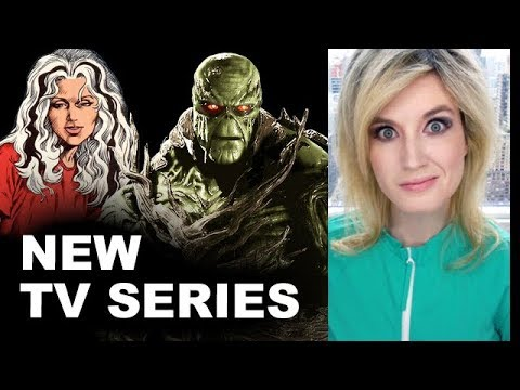 Swamp Thing TV Series  The DC Universe Streaming