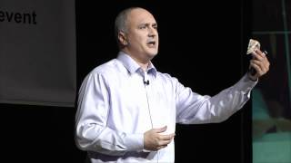 TEDxTbilisi - David Lordkipanidze - The First Humans Out of Africa