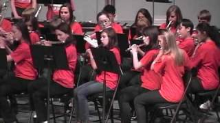 JFK CATHOLIC HIGH SCHOOL 2010 SPRING CONCERT-ELEMENTARY HONOR BAND