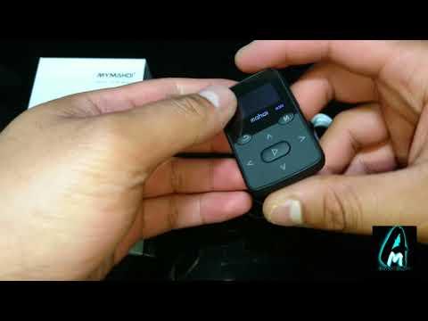 Mymahdi M200 Bluetooth Clipon MP3 Player (Review)