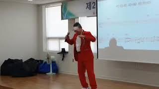 부산진구 양정2동주민센타 효잔치위문공연