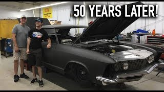 Finding My Grandpa's Car Legacy 50 Years Later - LS Swap Buick Riviera