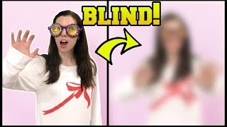 THESE GLASSES MAKE YOU BLIND!!!