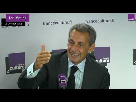 La crise de 2008, 10 ans après : invité exceptionnel, Nicolas Sarkozy
