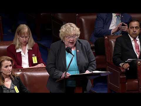 Rep. Lofgren Urges for Passage of Her Bipartisan Bill to Make US Visa System Fairer