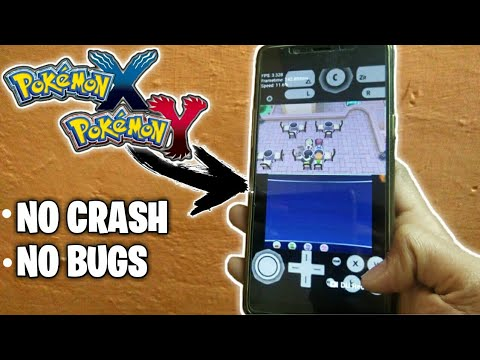How To Play PokéMon X/Y On Android 100% Working