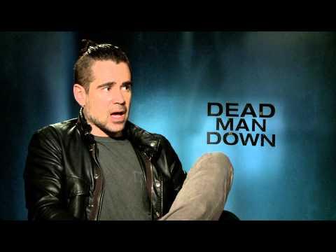 Dead Man Down (2013) Exclusive: Colin Farrell (HD) Colin Farrell, Noomi Rapace