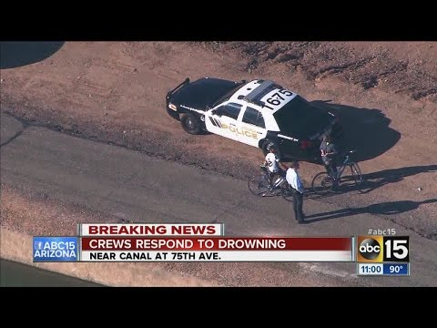 PD: Body found in Peoria canal
