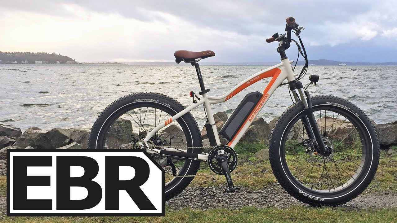 94254b1c0c9 2019 Rad Power Bikes RadRover Video Review -  1.5k. ElectricBikeReview.com