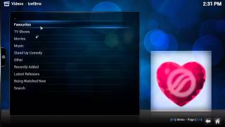 XBMC Tutorial (Movie - Tv series - Documentary - Sport - Music) Streaming HD Free