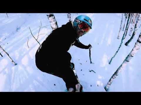 Губаха, горнолыжный курорт. 7.04.2018