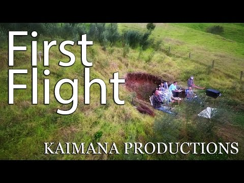 Kaimana Productions: First Flight