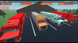 Euro Truck Simulator in roblox