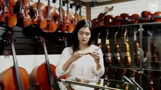 [바이올린 관리노하우 2탄] 바이올린어깨받침 사용법!