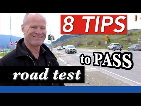 8 More Tips & Techniques to Pass Your Road Test | Road Test Smart